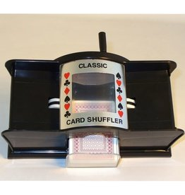 Worldwise Imports Card Shuffler: Manual 2 Decks Capacity