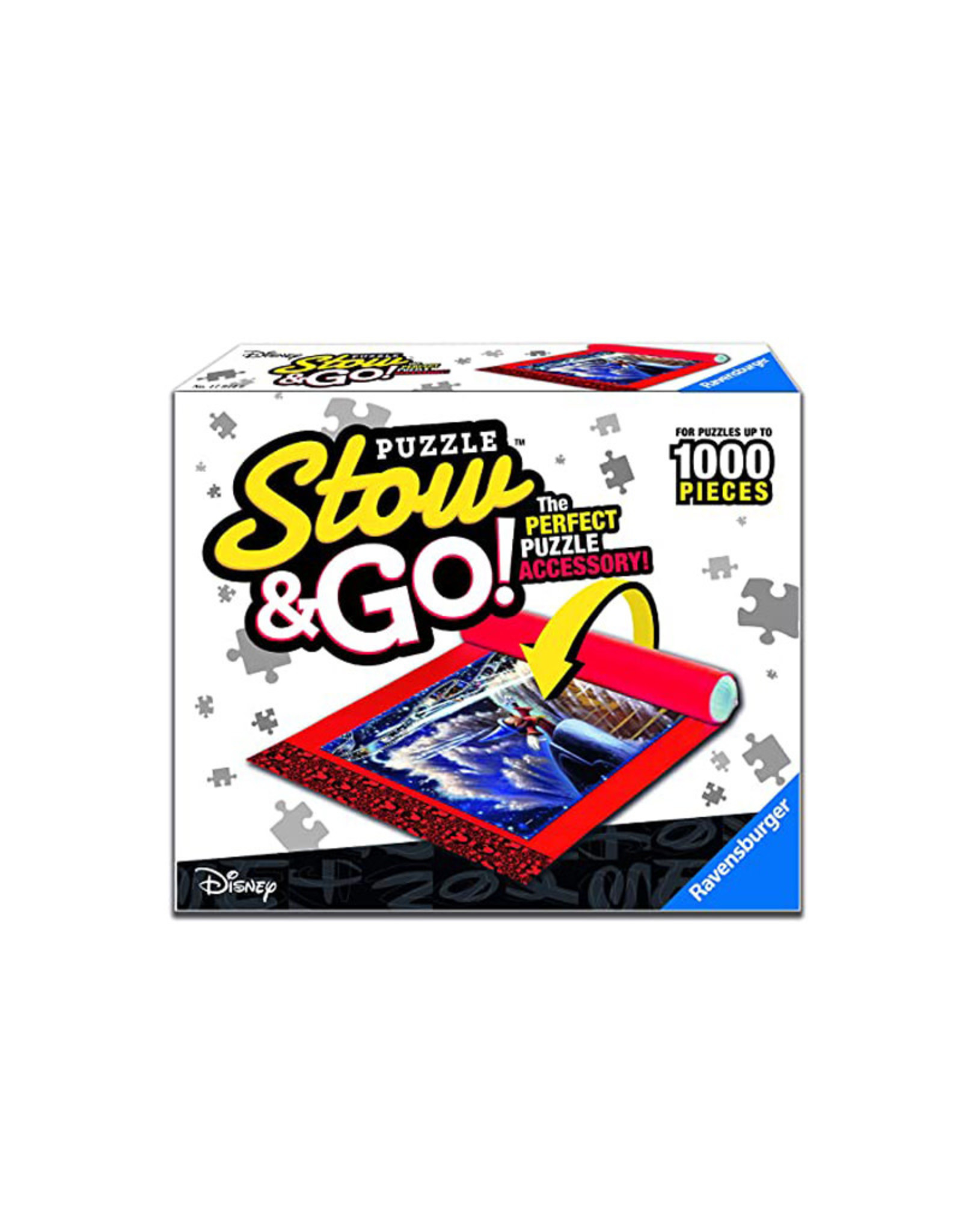 Ravensburger Mickey's Puzzle Stow & Go