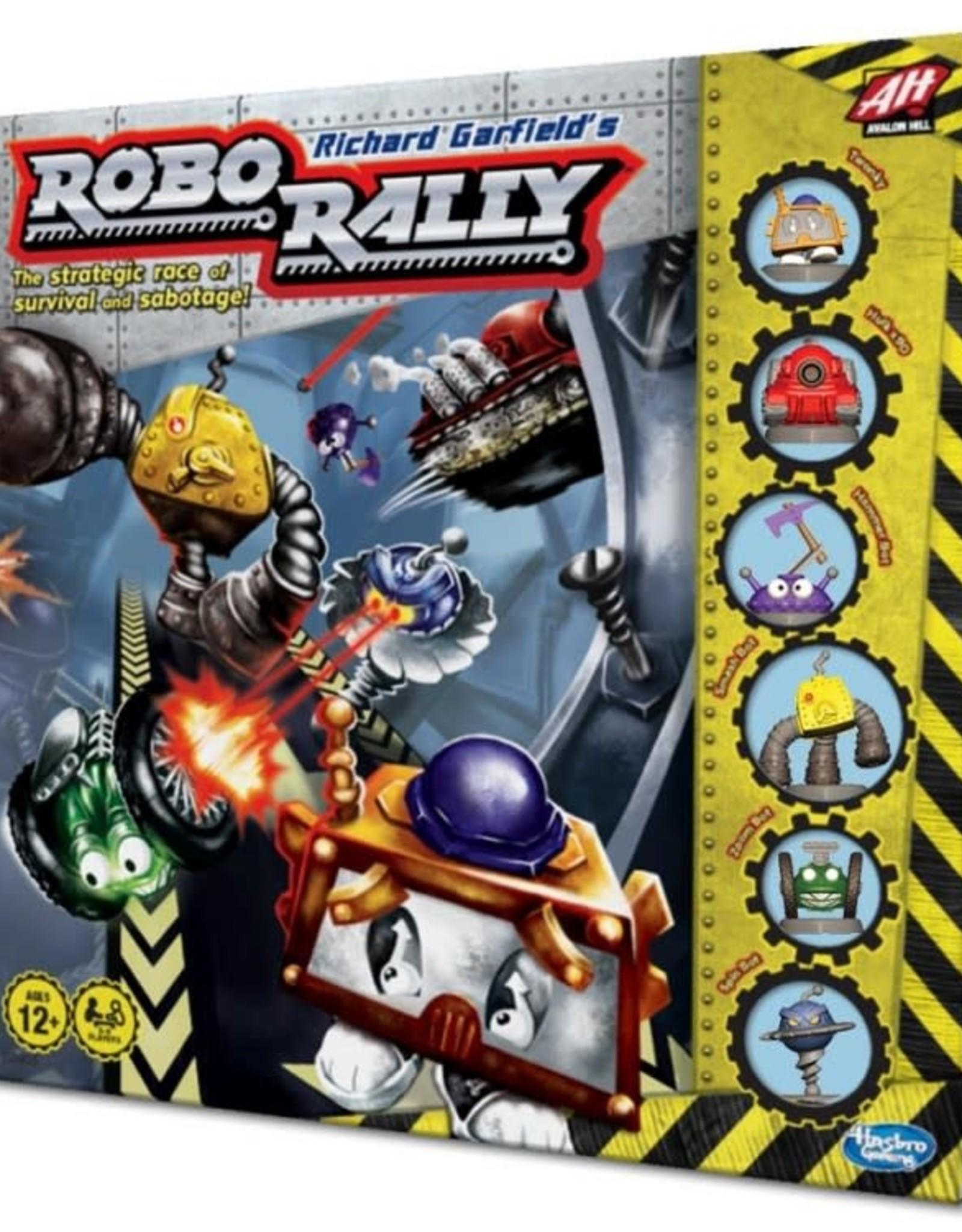 Hasbro Robo Rally