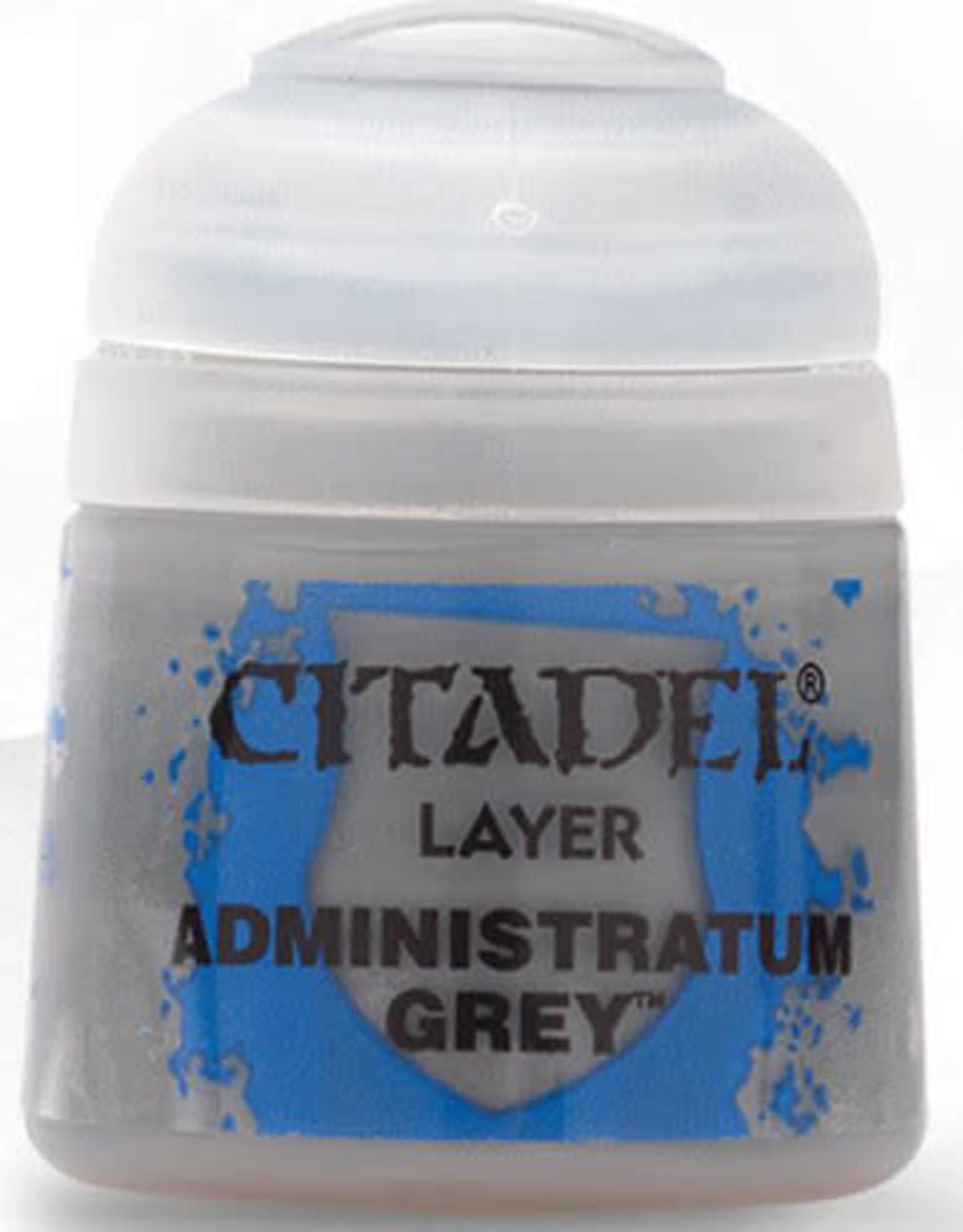Citadel Layer Paint: Administratum Grey (12ml)