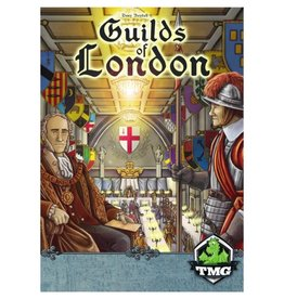Tastry Minstrel Games Guilds of London