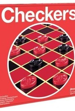 Jax Checkers (Red Box)