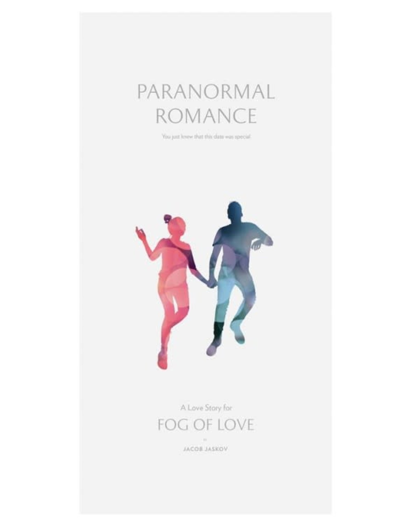 Hush Hush Projects Fog of Love: Paranormal Romance Expansion