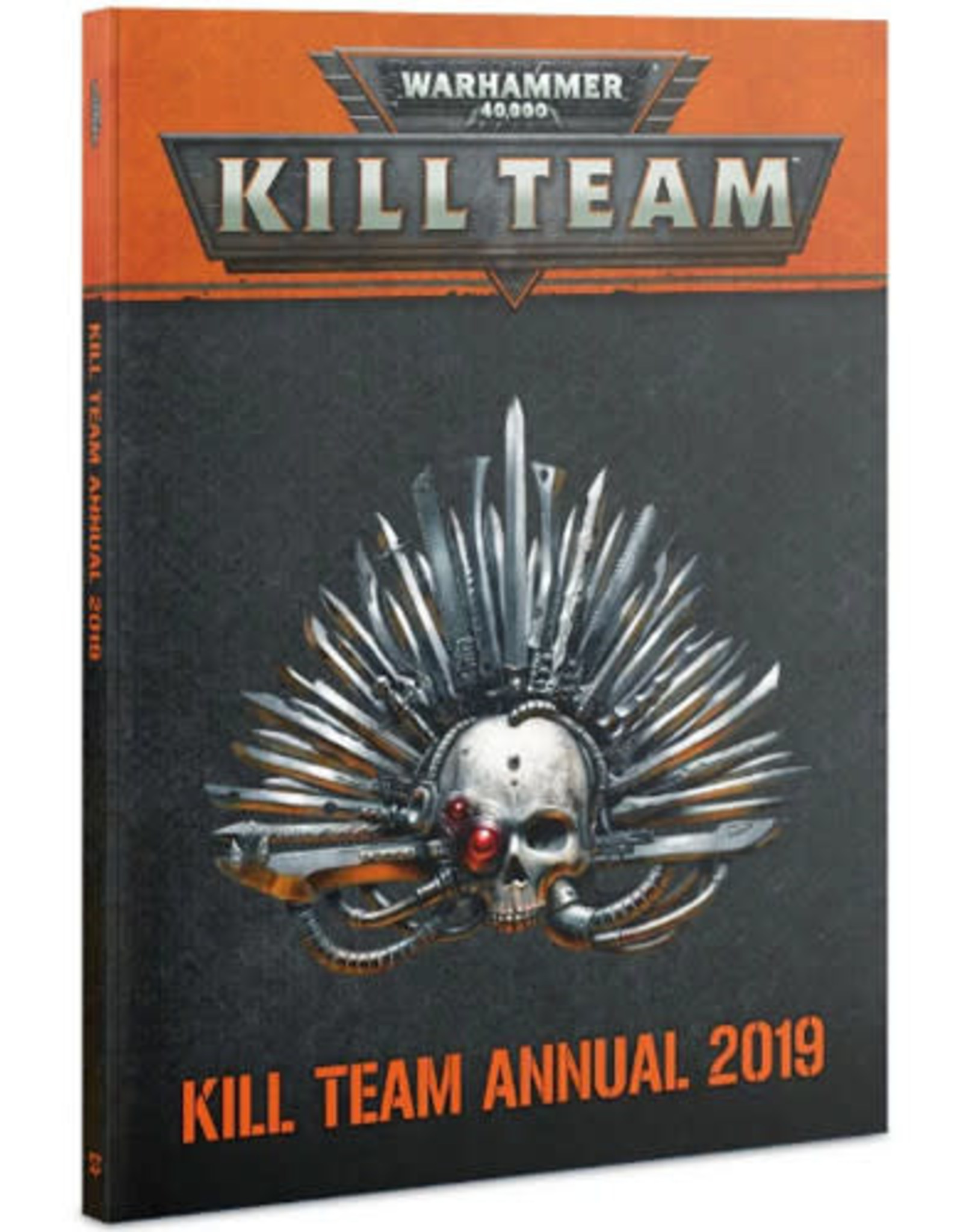 Games Workshop Warhammer 40K Kill Team - Annual 2019 (Softcover)