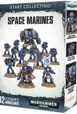 Games Workshop Warhammer 40K Start Collecting! Space Marines