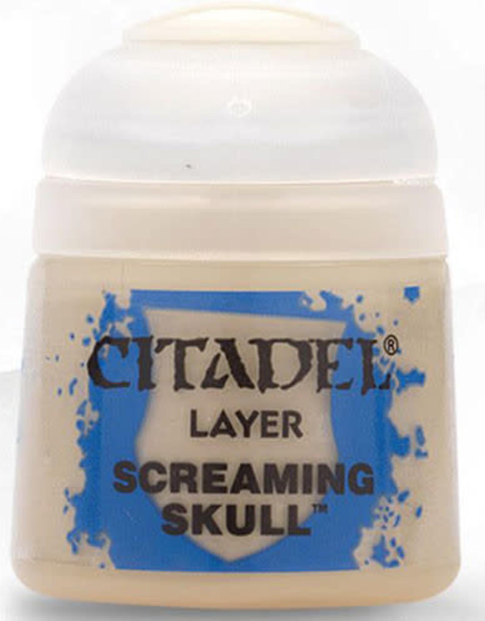 Citadel Layer Paint: Screaming Skull (12ml)
