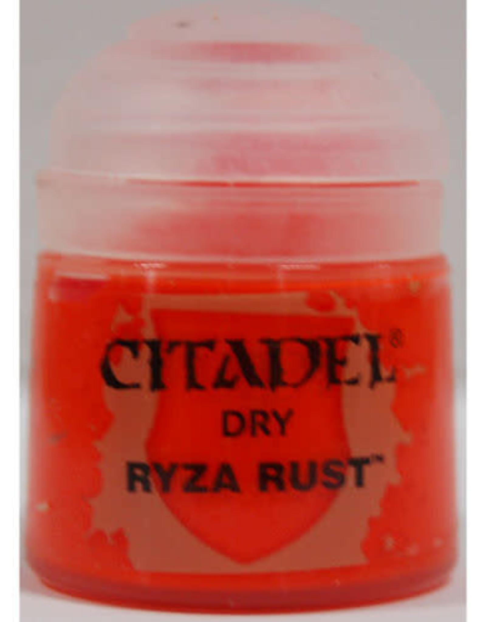 Citadel Dry Paint: Ryza Rust (12ml)