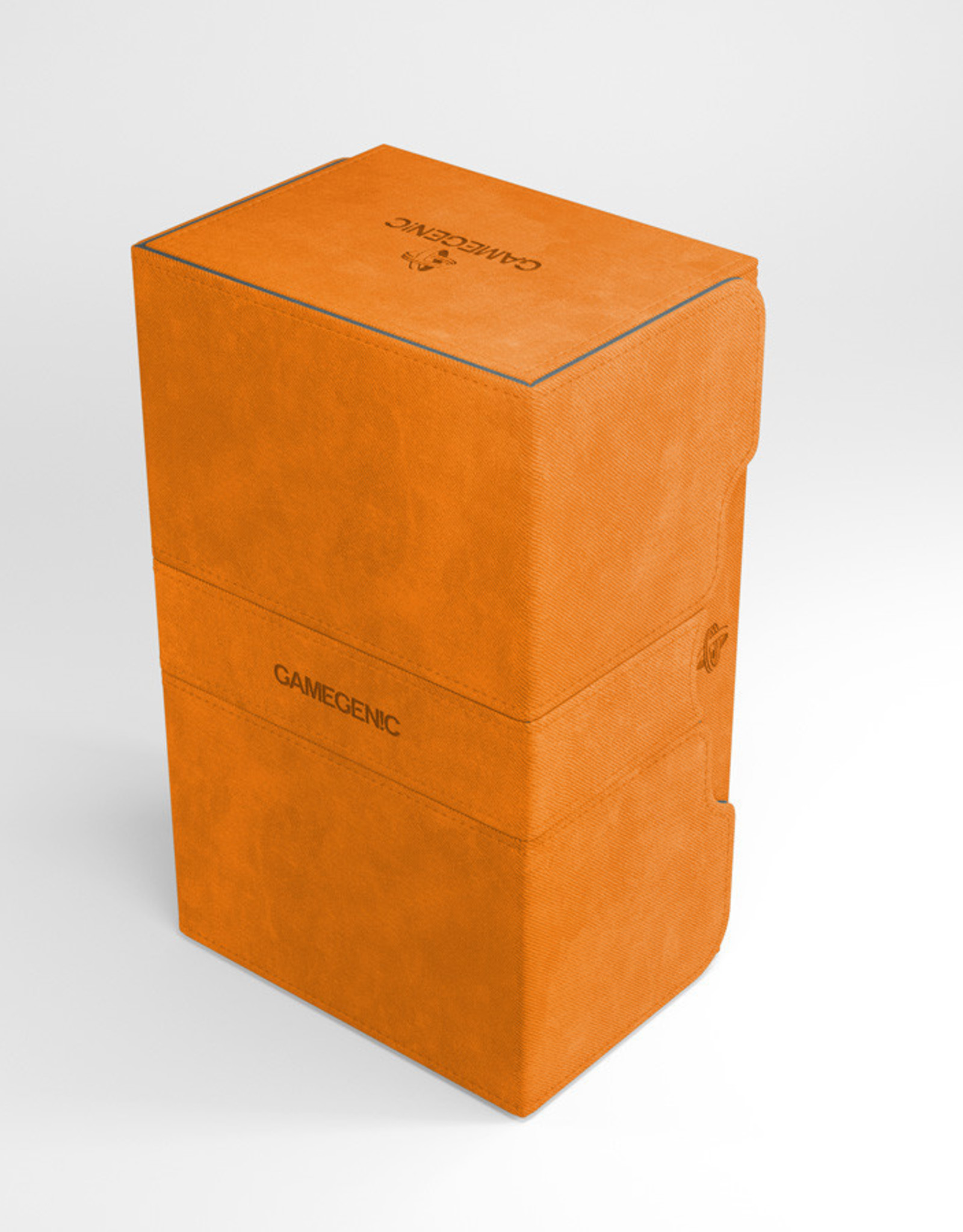 Deck Box: Stronghold 200+ Orange
