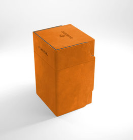 Deck Box: Watchtower 100+ Orange