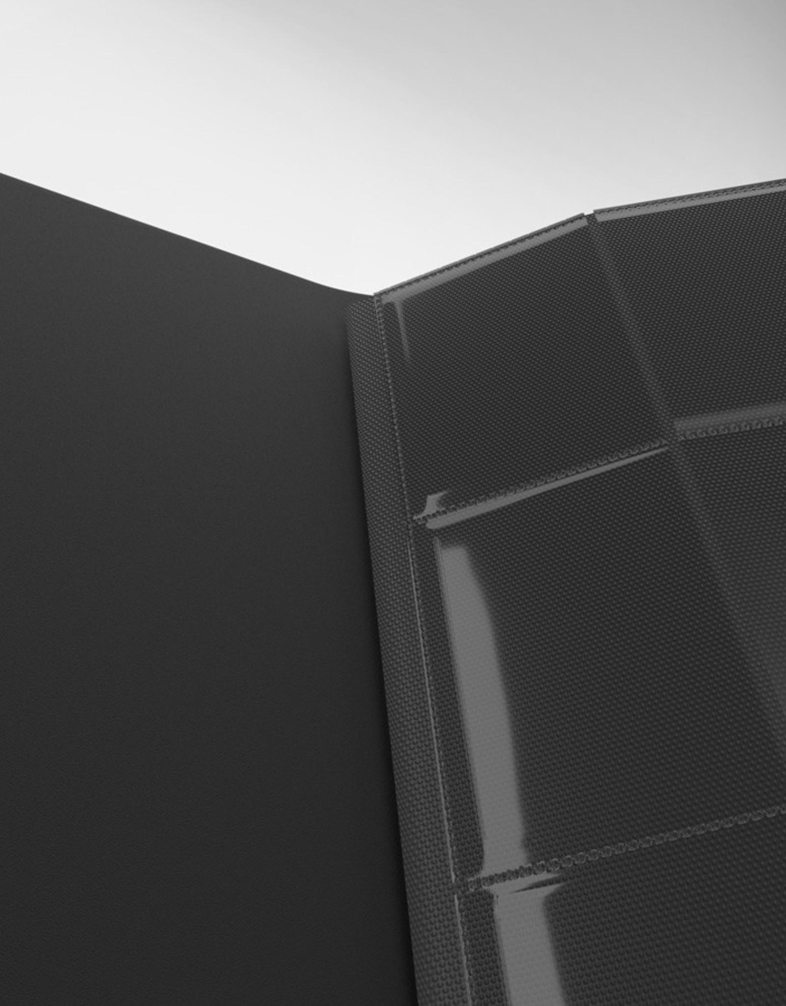 Casual Album: 18-Pocket Side-Loading Black