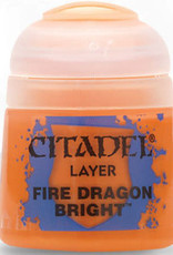 Citadel Layer Paint: Fire Dragon Bright (12ml)