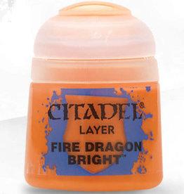 Citadel Layer Paint: Fire Dragon Bright