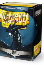 Arcane Tinmen Sleeves: Dragon Shield Matte (100) Jet