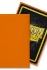 Arcane Tinmen Deck Protectors: Dragon Shields Matte (100) Orange