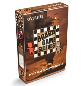 Arcane Tinmen Sleeves: No Glare Oversize Board Game Sleeves (50)