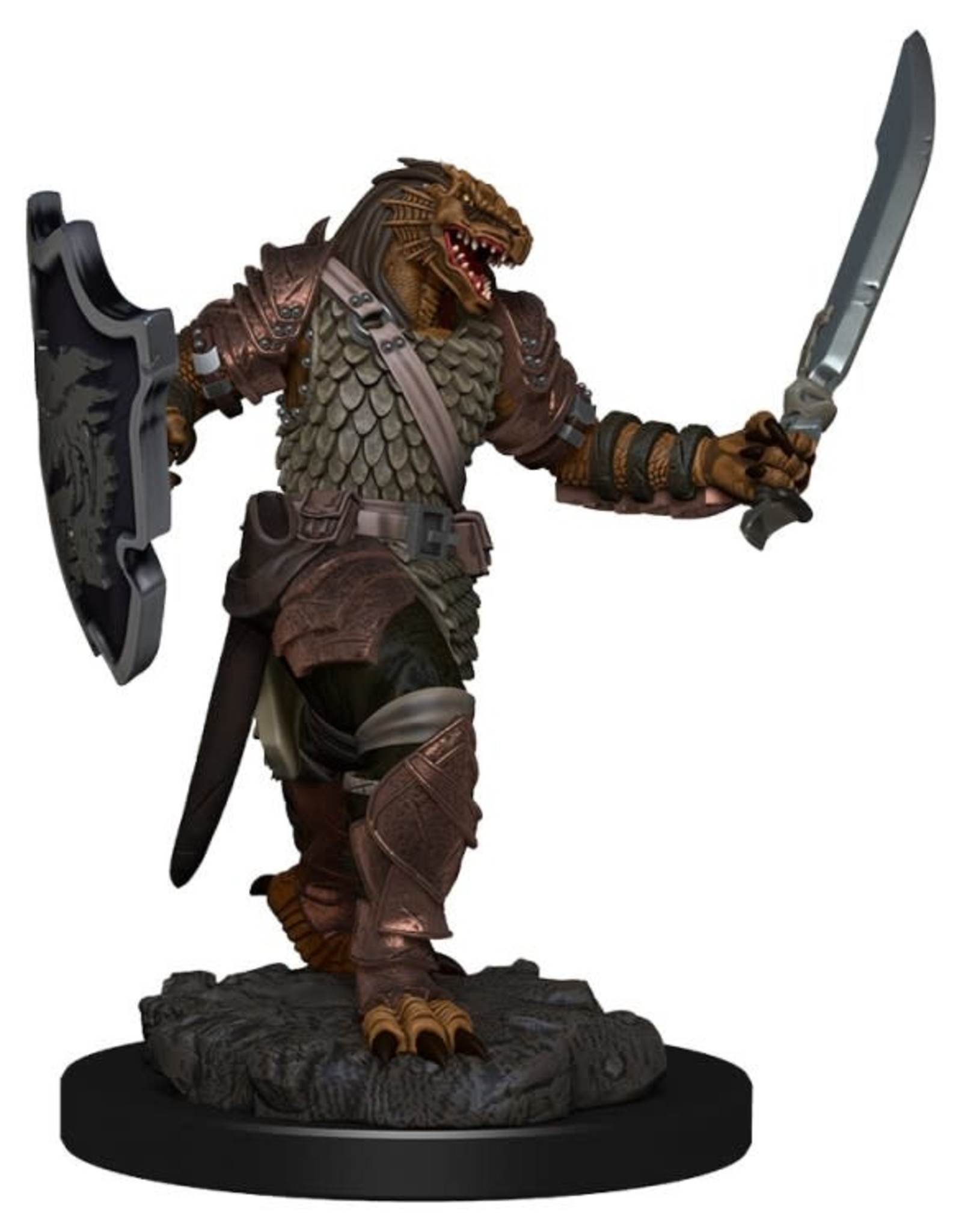 Wizkids Dungeons & Dragons Icons of the Realms Premium Figures: Dragonborn Female Paladin