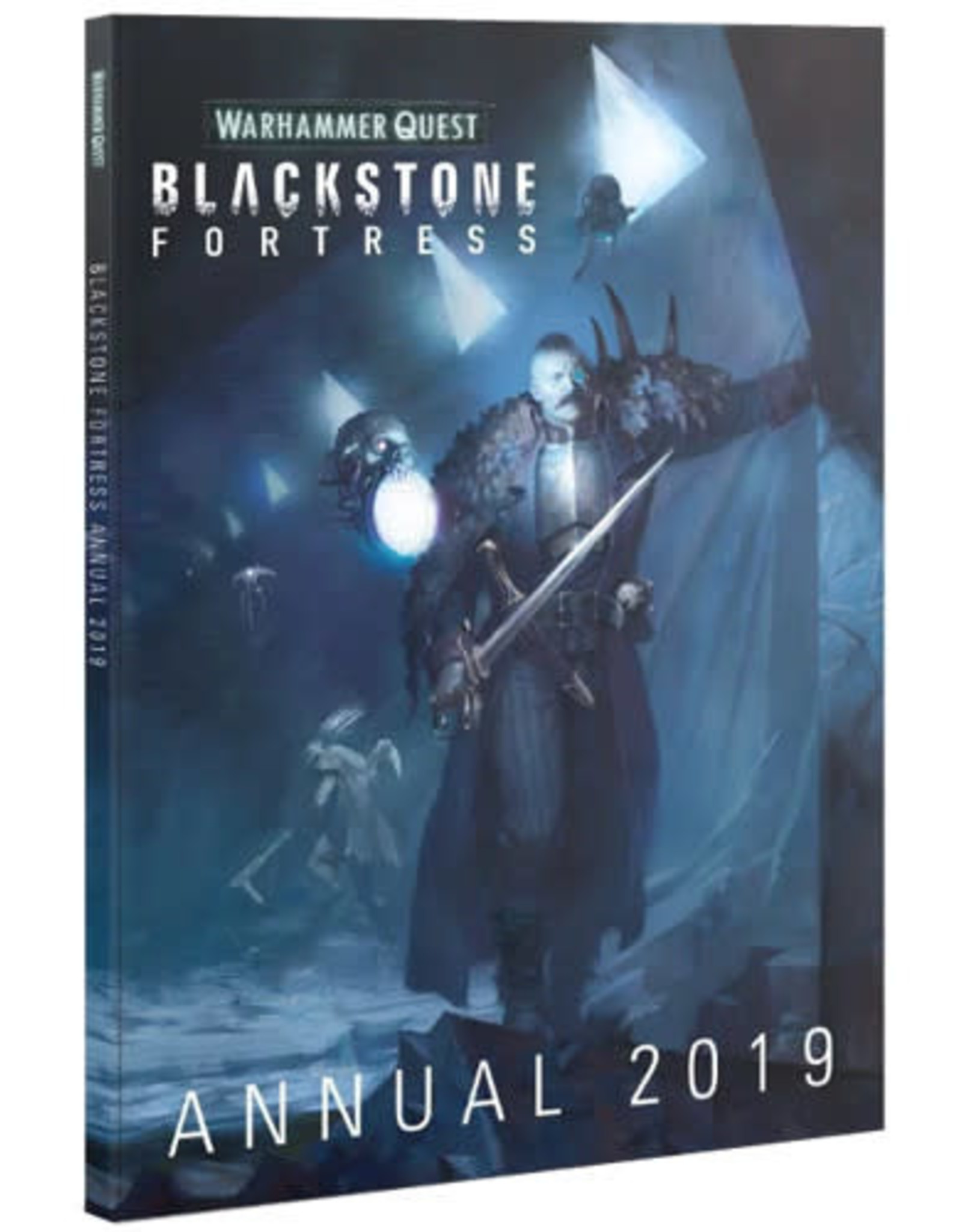Games Workshop Warhammer Quest: Blackstone Fortress - Annual 2019 (Softcover)