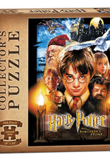 USAopoly Harry Potter and the Sorcerer's Stone Puzzle 550 PC Puzzle