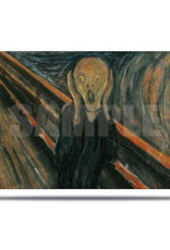 Playmat UltraPro Fine Art the Scream