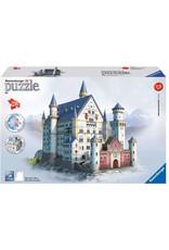 Ravensburger Neuschwanstein Castle 3D Puzzle 216 PCS