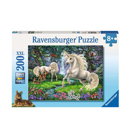 Ravensburger Mystical Unicorns Puzzle 200 PCS