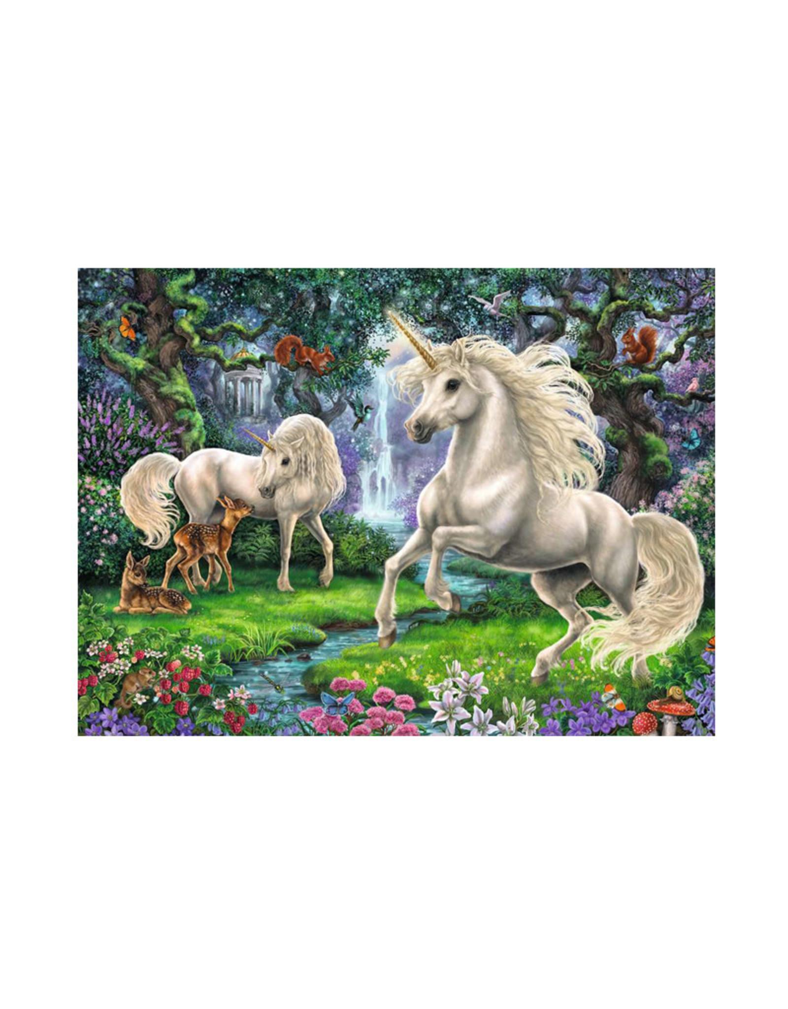 Ravensburger Twilight Howl Glitter Puzzle 100 PCS