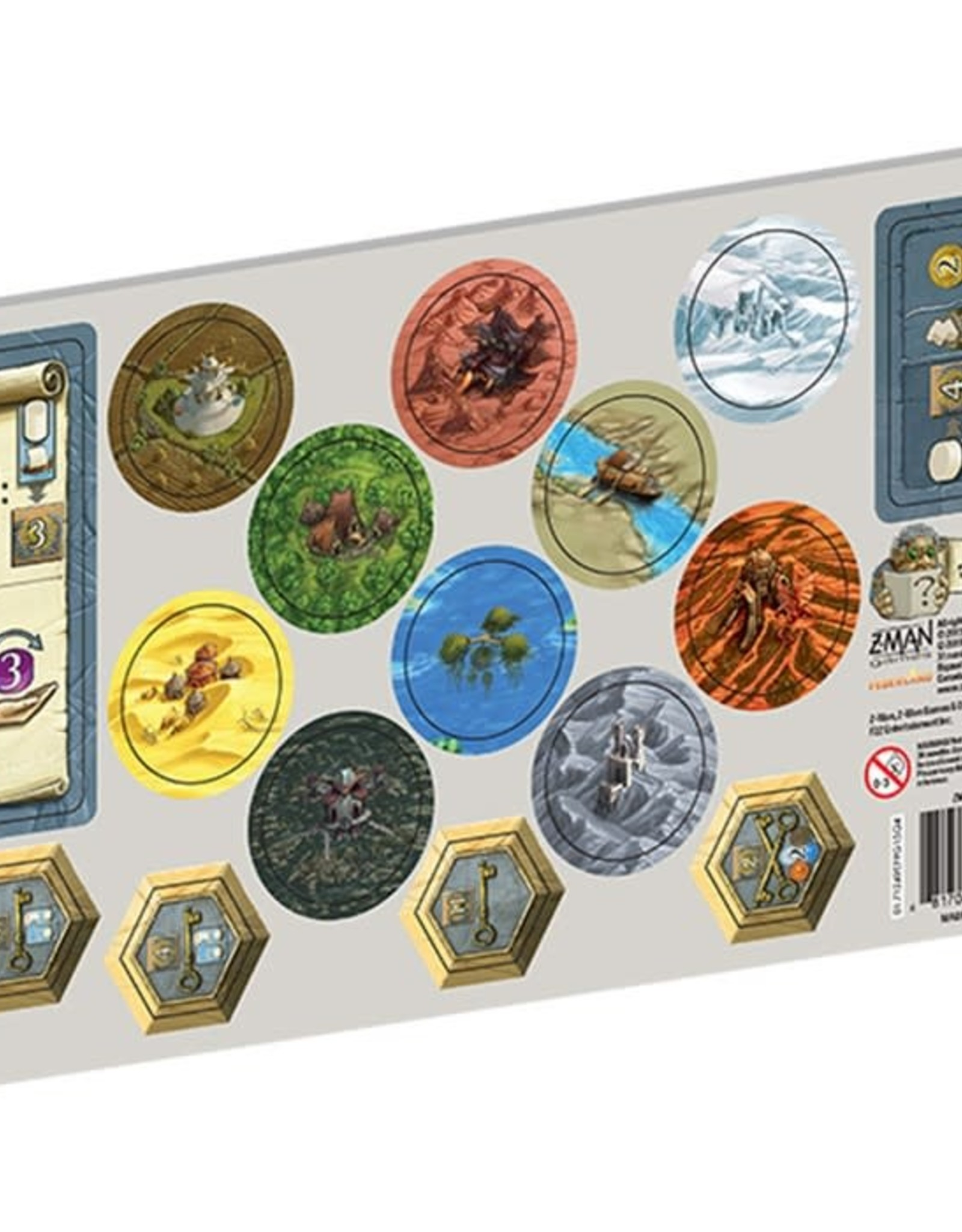 Capstone Games Terra Mystica Mini Expansion 1