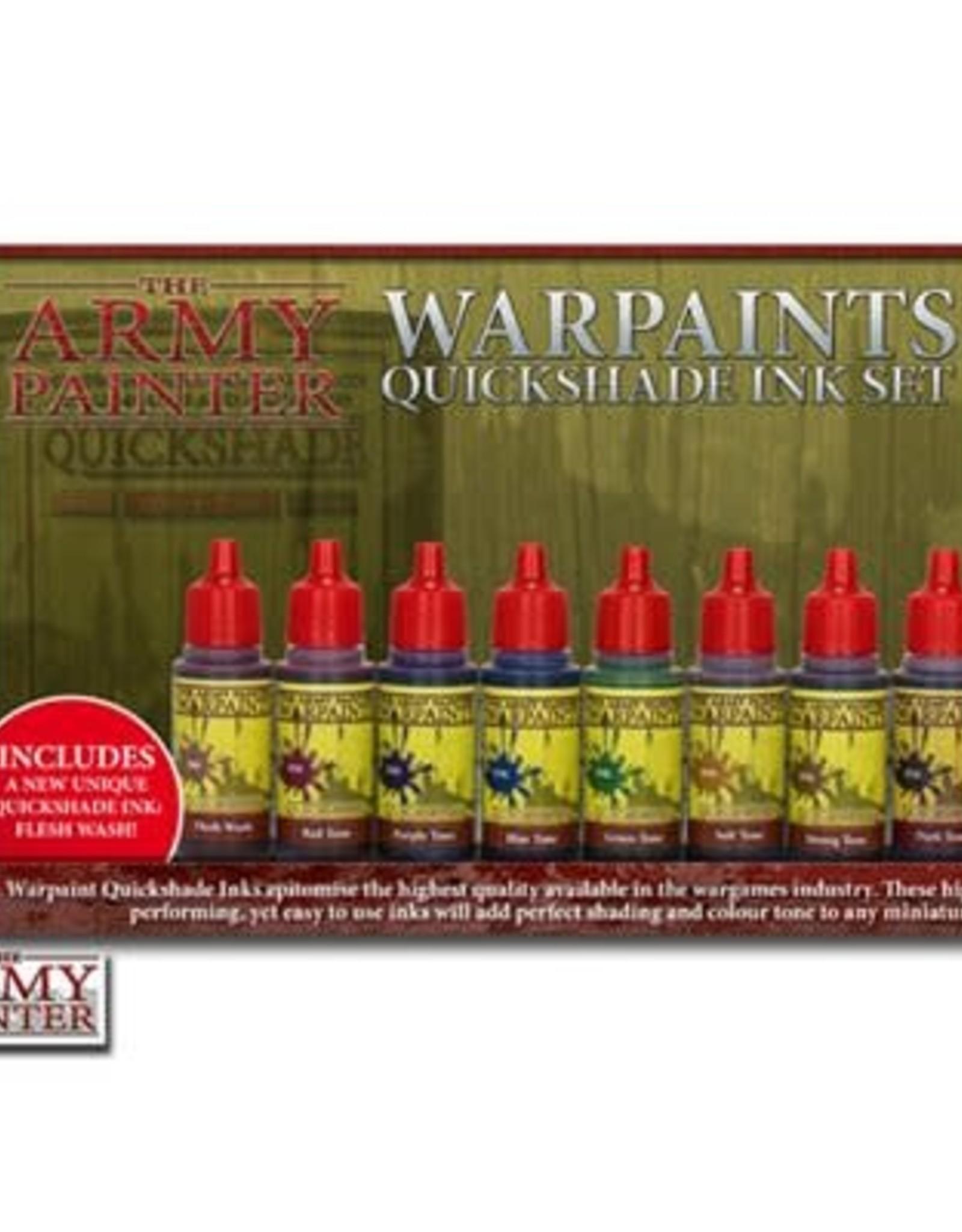 Warpaints: Quickshade Washes Set