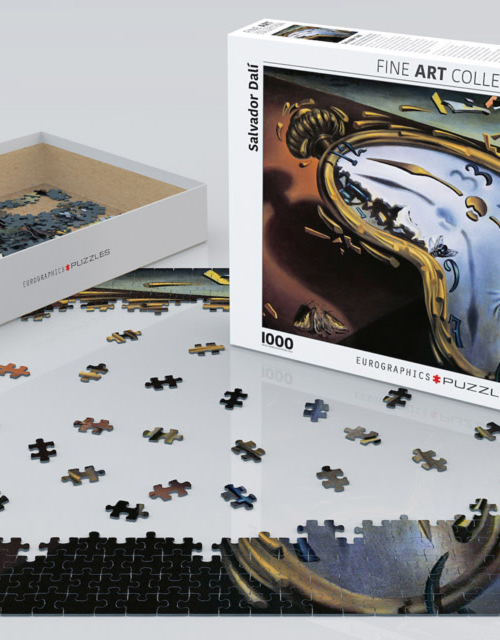 Eurographics Soft Watch at Moment of First Explosion Puzzle 1000 PCS