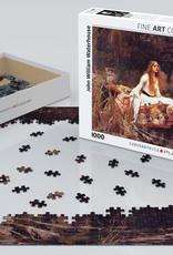 Eurographics Lady of Shalott 1000 PCS