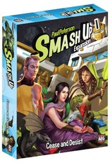 Alderac Smash Up: Cease and Desist Expansion
