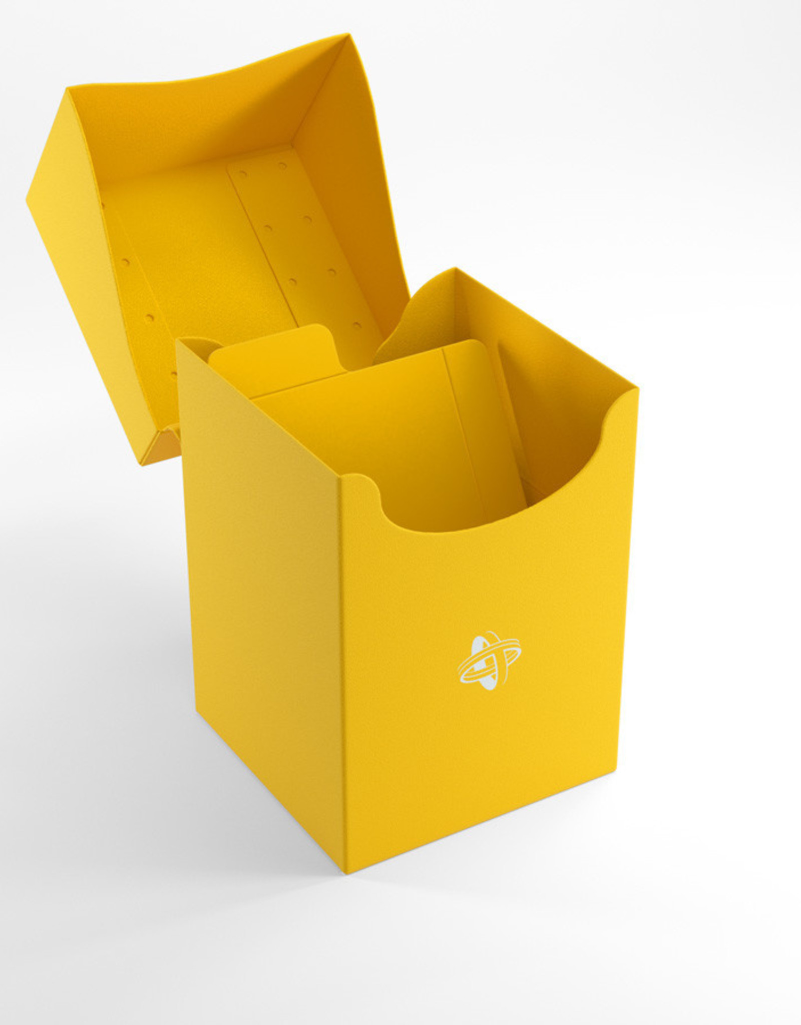 Deck Box: Deck Holder 100+ Yellow
