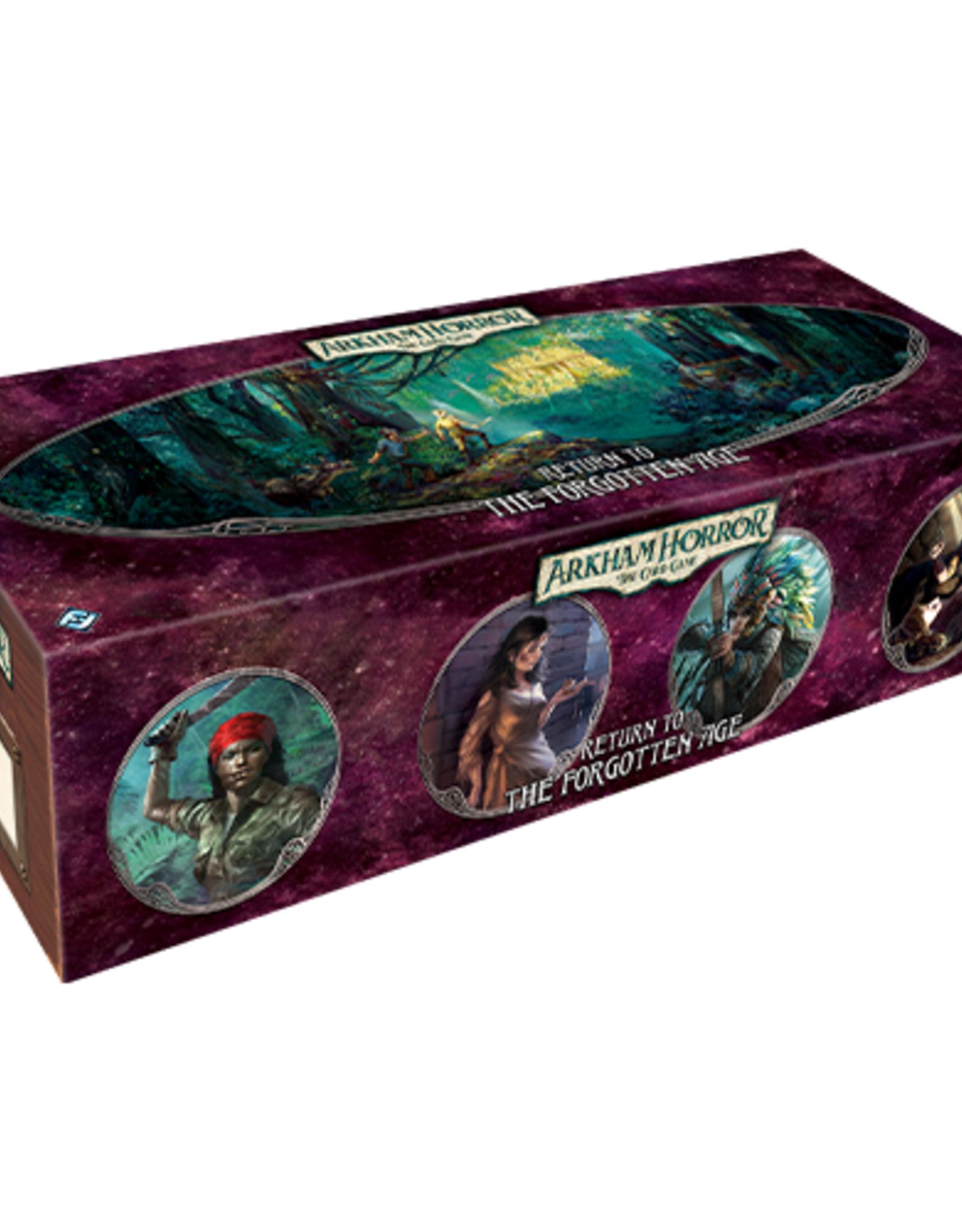 Arkham Horror LCG Box Return to the Forgotten Age Expansion