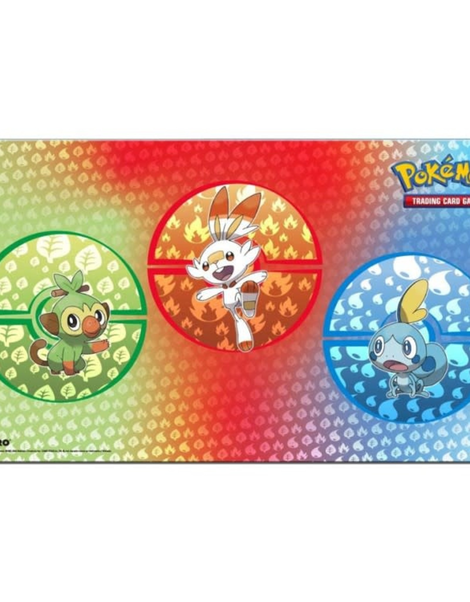 Playmat: UltraPro Pokemon Sword & Shield Galar