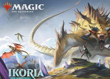 MTG Ikoria: Lair of Behemoths Set