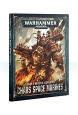 Games Workshop Warhammer 40K: Codex Chaos Space Marines