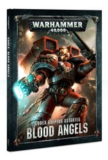 Games Workshop Warhammer 40K Codex Blood Angels (8th Edition)