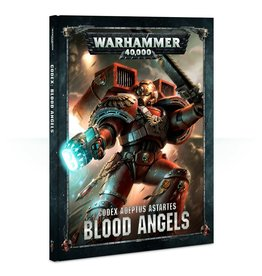 Games Workshop Warhammer 40K Codex Blood Angels (8th Edition)