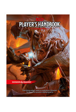 Wizards of the Coast D&D RPG: Player's Handbook 5E (Core Rules)