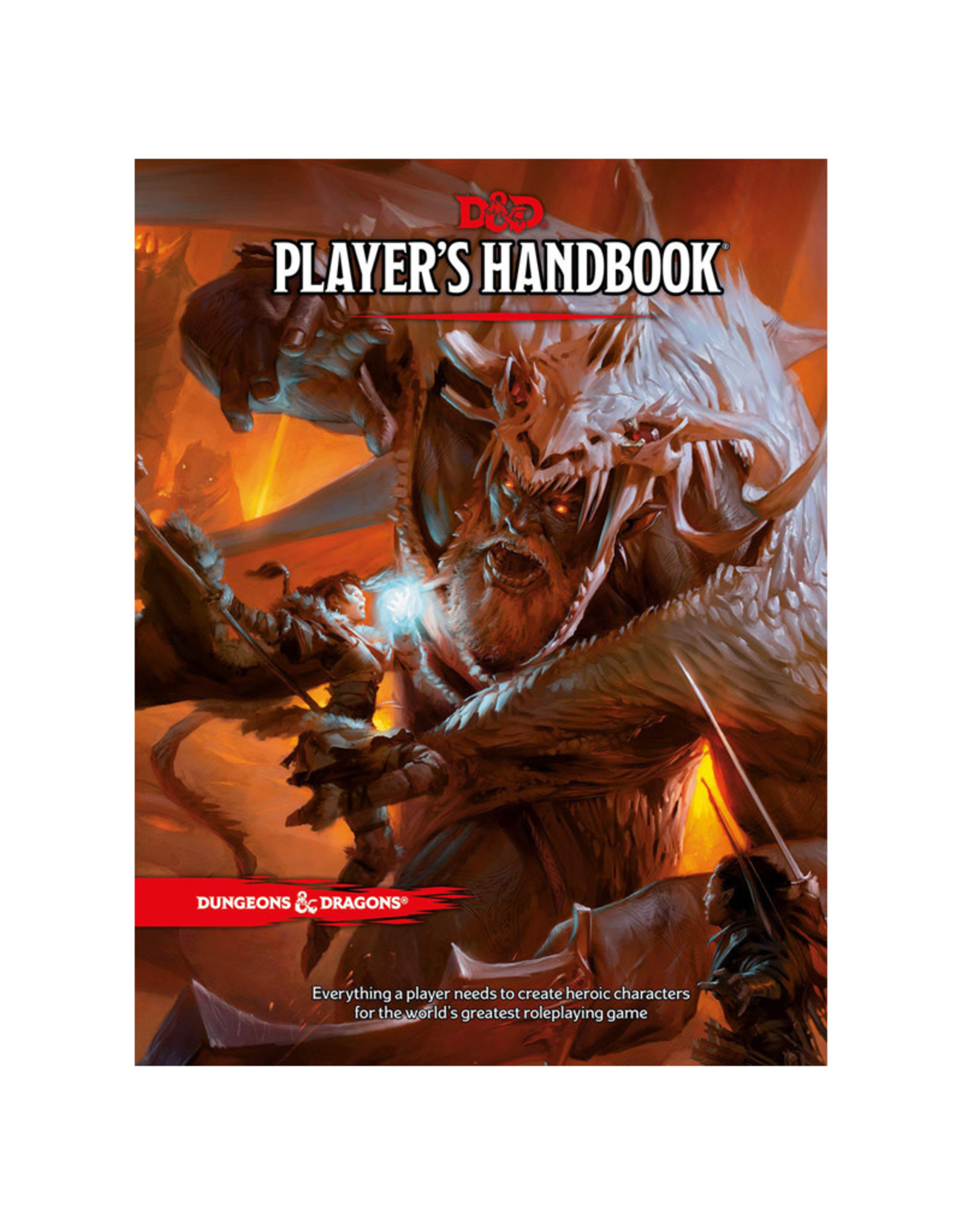 Wizards of the Coast D&D RPG: Player's Handbook (Core Rules)
