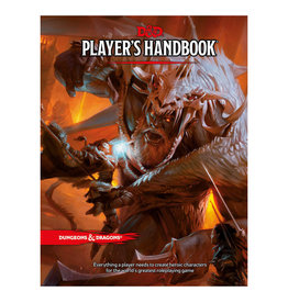 Wizards of the Coast D&D Player's Handbook 5E (Core Rules)