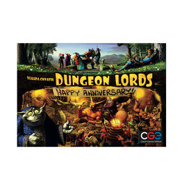 Czech Games Edition Dungeon Lords Happy Anniversary Edition