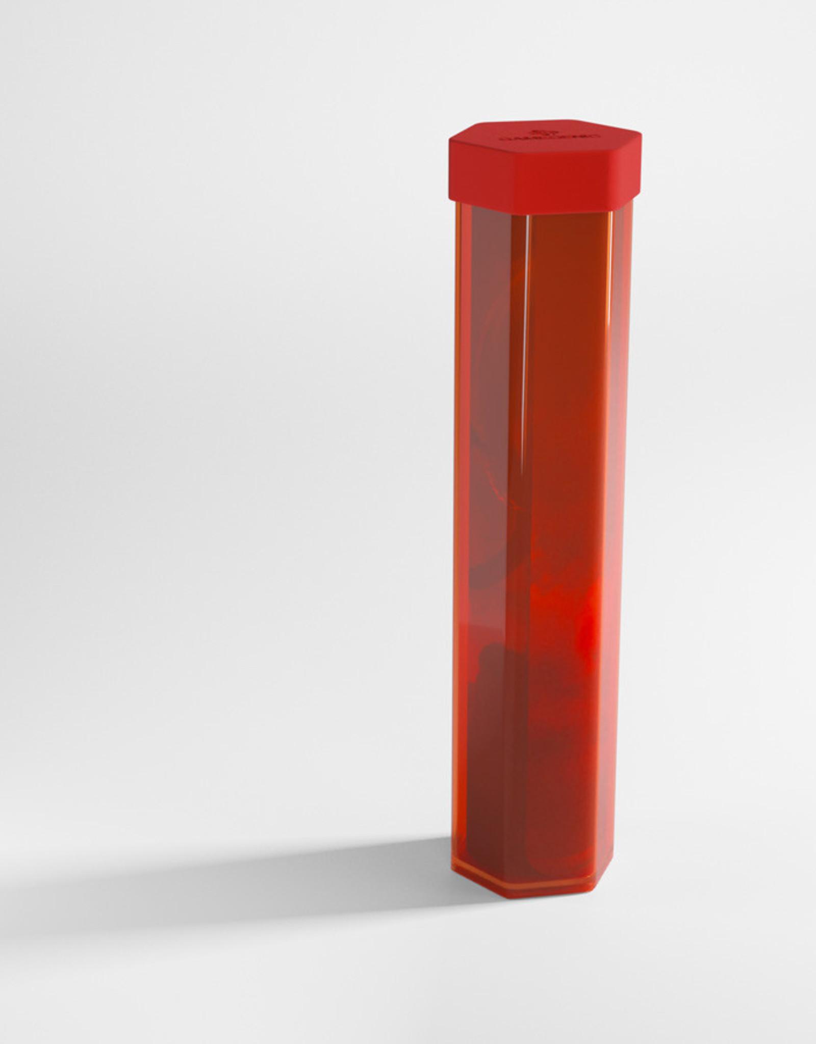Playmat Tube: Red 7.5cm x 38.5cm