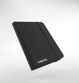 Casual Album: 8-Pocket Side-Loading Black