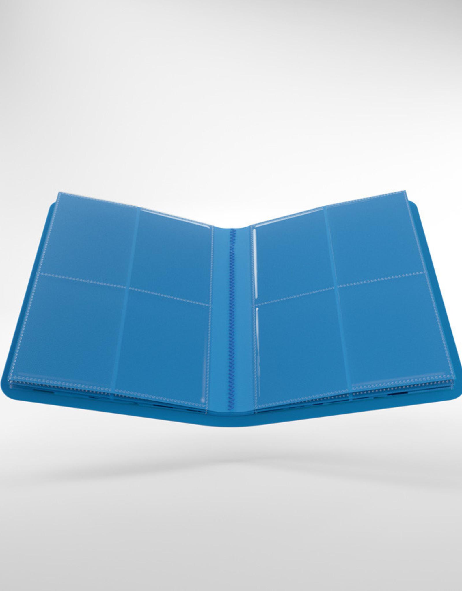 Casual Album: 8-Pocket Side-Loading Blue