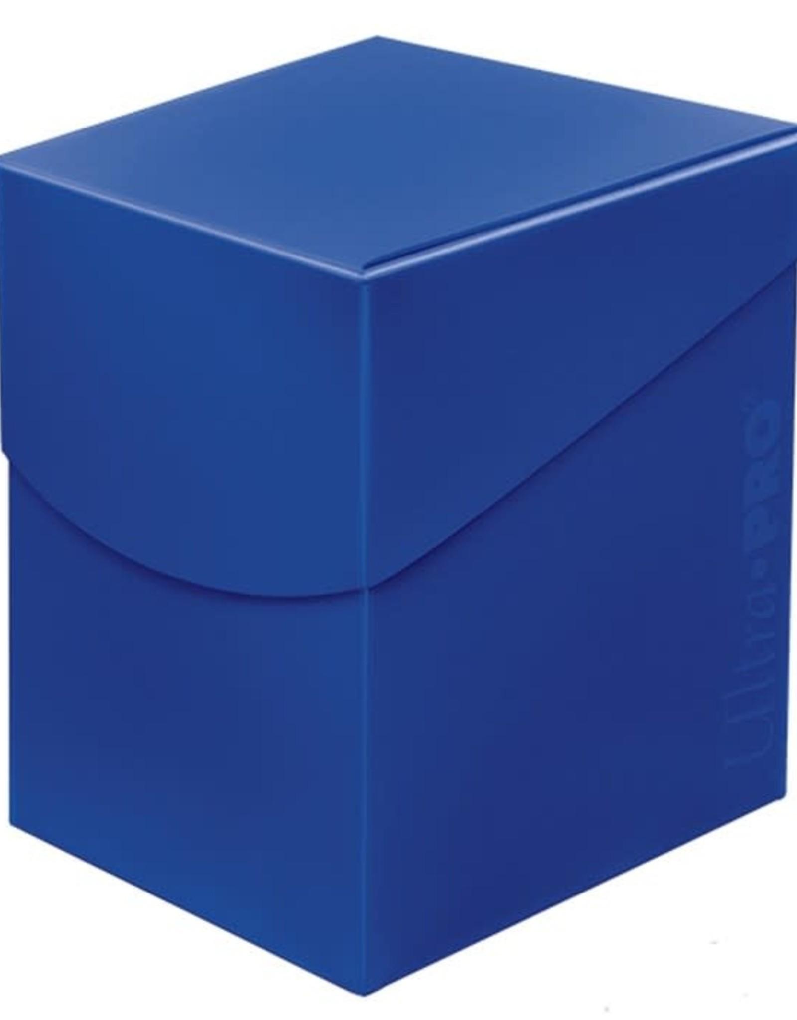 Deck Box: Eclipse 100+ Blue