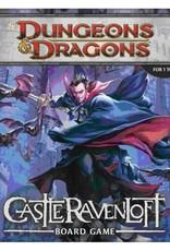 Wizards of the Coast D&D Castle Ravenloft Boardgame