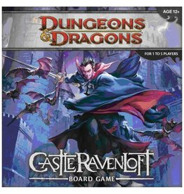 Wizards of the Coast D&D Castle Ravenloft Boardgame