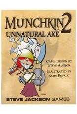 Steve Jackson Games Munchkin 2 Unnatural Axe Expansion