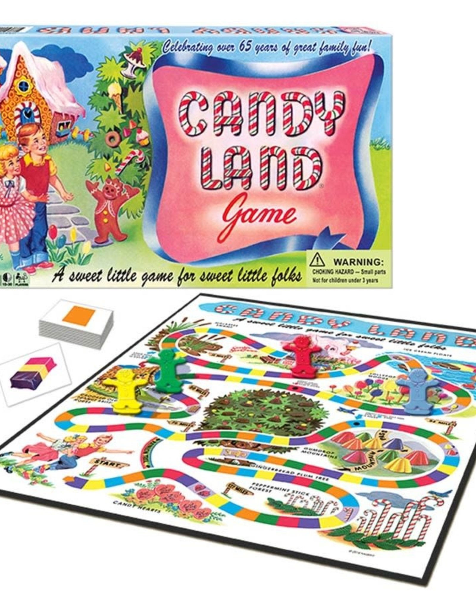 Winning Moves Candyland: 65th Anniversary Edition